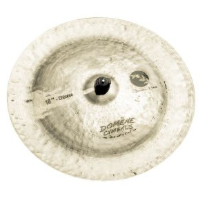 """Prato Domene Cymbals China Dante Series 18"""" B20"""