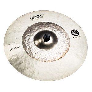 "Prato Domene Cymbals Crash DNA Series 19"" B20"
