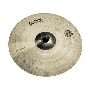 "Prato Domene Cymbals Hi-Hat Worship Series 16"" B20"
