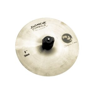 "Prato Domene Cymbals Splash Dante Series  8"" B20"
