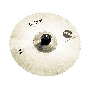 "Prato Domene Cymbals Splash Dante Series 10"" B20"