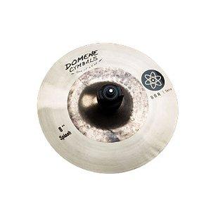 "Prato Domene Cymbals Splash DNA Series 8"" B20"