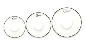 Kit Peles Aquarian Classic Clear Power Dot 10 /12 /14 + Brinde: TC14 Caixa