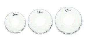 Kit Aquarian Texture Coated Power Dot Porosa Tcpd 10, 12, 14 + Brinde: TC14 Caixa