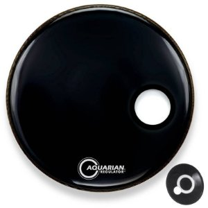 Pele Regulator Black 18""