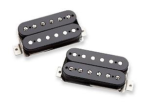 Captadores (Par)Seymour Duncan Guitarra APH-2S Alnico II Pro Slash Set, Preto