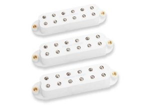 Captadores (Trio) Guitarra Billy Gibbsons Red Devil Branco