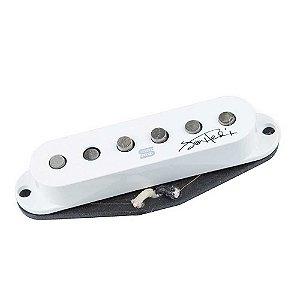 Captador Guitarra Jimi Hendrix Signature Strat Ponte, Branco