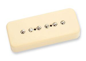 Captador Guitarra SP90-2b Hot P90 Soapbar Creme
