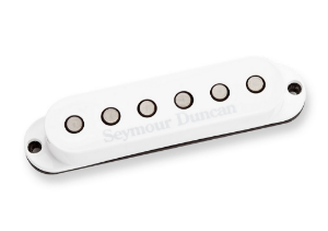 Captador Guitarra SSL-3 Hot Strat, Alnico 5, Branco