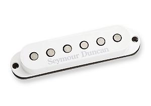 Captador Guitarra SSL-6 Custom Flat Strat Branco
