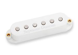 Captador Guitarra STK-S6 Custom Stack Plus Strat, Branco