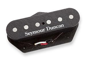 Captador Guitarra STL-2T Hot Tele Lead Tapped  Preto