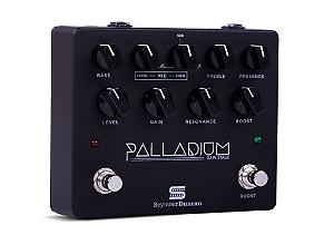 Pedal Palladium Black