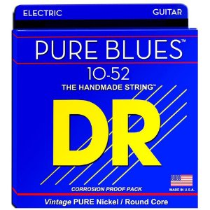 Encordoamento Pure Blues Guitarra, 10-46