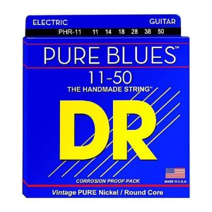 Encordoamento Pure Blues Guitarra, 11-50