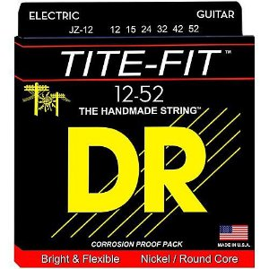 Encordoamento Tite-Fit Guitarra 12-52, Jazz