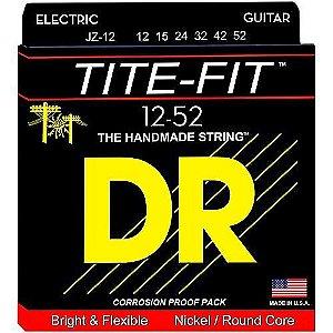 Encordoamento Tite-Fit Guitarra 12-52, Jazz