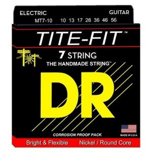 Encordoamento Tite-Fit Guitarra 7 Cordas 10-56 Medium