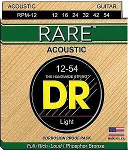 Encordoamento Rare Violão 12-54