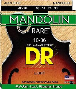 Encordoamento Rare Mandolin, 10-14-24-36