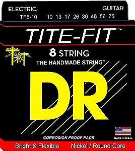 Encordoamento Tite-Fit Guitarra 8 Cordas,10-75