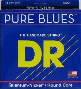 Encordoamento Victor Wooten Pure Blues Baixo 4 Cordas 40-95