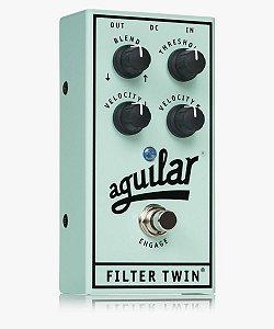 Pedal Aguilar De Filtro Duplo P/ Contrabaixo Filter Twin