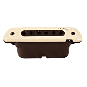 Captador Magnetico de Boca LR Baggs M80 Violão Ativo/Passivo