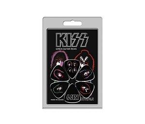 Palhetas Perri's Kiss - Pacote Com 6 unidades
