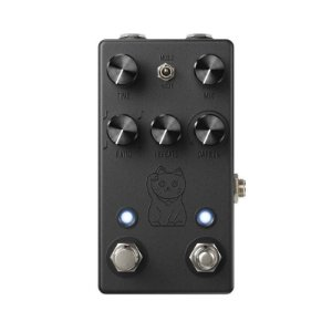 Pedal JHS Lucky Cat Black Delay Digital e Tape