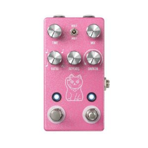 Pedal JHS Lucky Cat Pink Delay Digital e Tape
