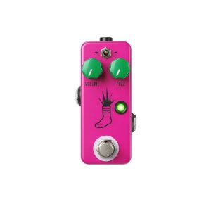 Pedal JHS Mini Foot Fuzz V2 Para Guitarra