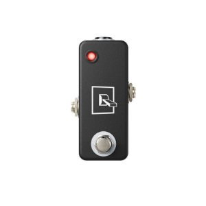 Pedal JHS Mute Switch, Corta Sinal Para Instrumentos