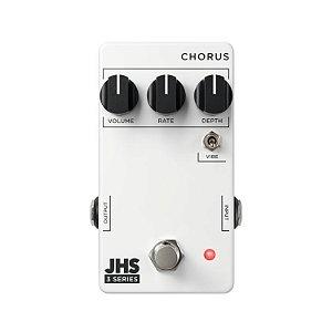 Pedal JHS 3 Series Chorus Para Guitarra