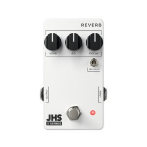 Pedal 3 Series JHS Reverb Para Guitarra