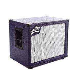 "Caixa Aguilar SL210 Edição Limitada 400 Watts, 4 Ohms 2 Falantes 10"" Royal Purple (Roxa)                                                             Royal Purple"