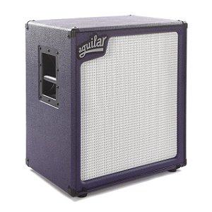 """Caixa Aguilar SL410 Edição Limitada 800 Watts 4 Ohms 4 Falantes 10""""  Royal Purple (Roxa)"""
