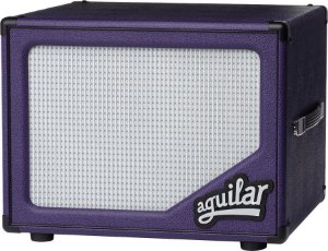 "Caixa Aguilar SL112 Edição Limitada 250 Watts 1 Falante 12"" + Tweeter Royal Purple (Roxa)"