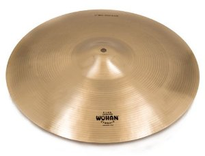 "Prato Wuhan Medium Thin Crash 17"" Western Series B20"