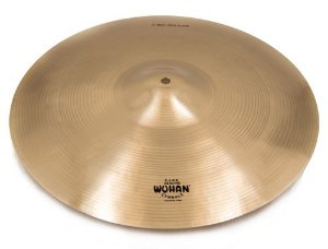 "Prato Wuhan Medium Thin Crash 18"" Western Series B20"
