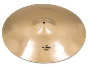 "Prato Wuhan Thin Crash 18"" Western Series B20"