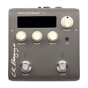 Pedal LR Baggs Voiceprint DI, Resposta a Impulso Para Violão