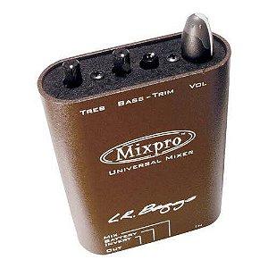 Pré-Amplificador LR Baggs MixPro de Cinto, Canal Duplo