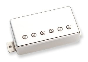 Captador Seymour Duncan Tb-6 Duncan Distortion Trembucker Niquel