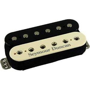 Captador Seymour Duncan Guitarra TB-4 JB Trembucker Rev Zebra
