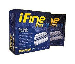 IFINE PIN - PINO FINO T-END NYLON / POLIPROPILENO - ETIQ PLAST - CX