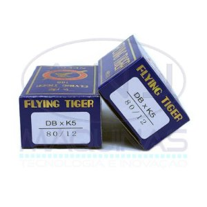 TG-DBxK5 - AGULHA P/ BORDADO INDUSTRIAL - (DBXK5) - TIGER - KIT