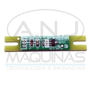 810466 - PLACA INTERNA DO PEDAL DA RETA A3/A4/A5 - JACK