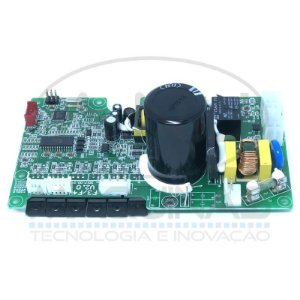 9880002100 - PLACA DO CONTROL BOX DA RETA F4 - JACK